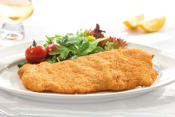 Universal Poultry Chicken Thigh Schnitzel