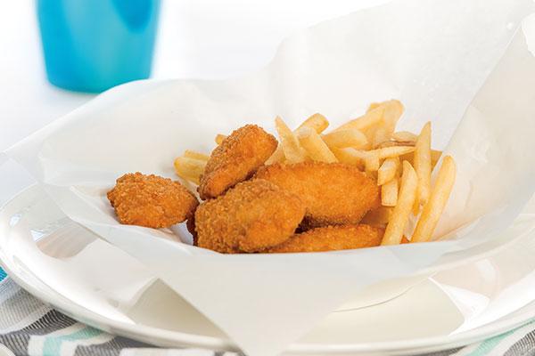 Universal Poultry Crunchy Chicken Bites