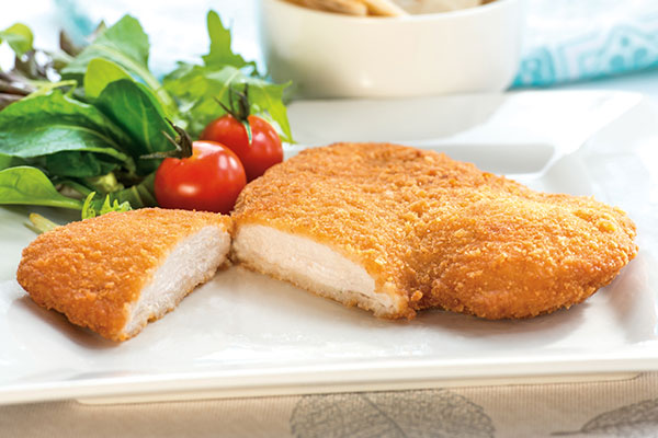 Universal Poultry Premium Chicken Schnitzel-s